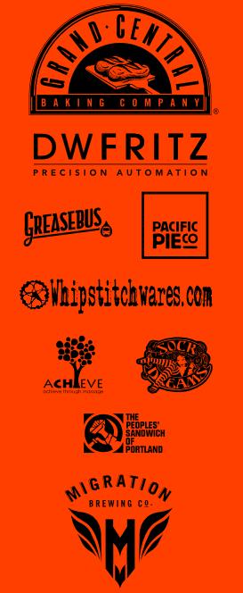 Team Slow 2011 Sponsors